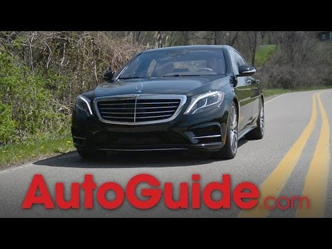 2014 Mercedes-Benz S550 4MATIC Review