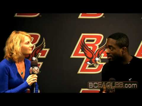 Andre Williams Interview 10/10/2012 video.