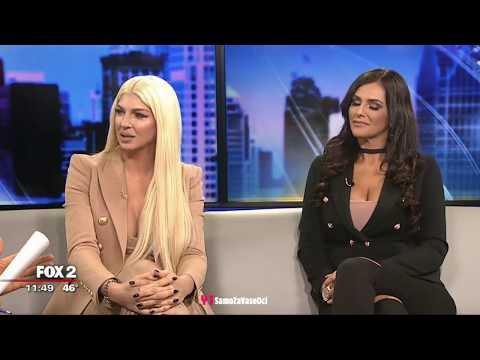 JELENA KARLEUSA // FOX 2 Detroit // 24.02.17