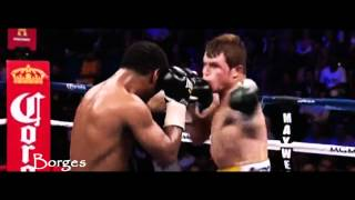 Sugar Shane Mosley vs Saul Canelo Alvarez Highlights 2012 [HD]