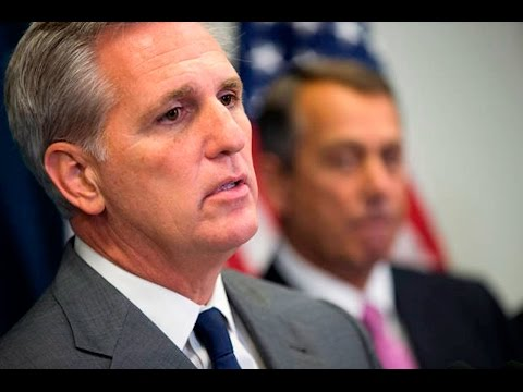 Real Reason Kevin McCarthy Dropped Out Of House Speakership Race (видео)
