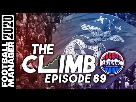 The Climb FM20 | Episode 69 - EUROPA LEAGUE QUARTER FINAL | Football Manager 2020