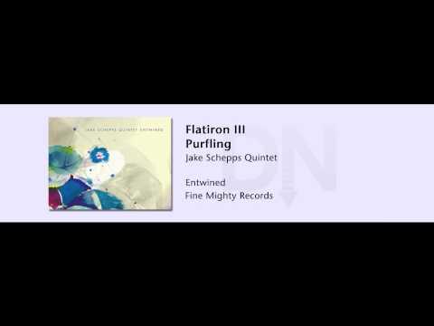 Jake Schepps Quintet - Entwined - 03 - Flatiron III Purfling
