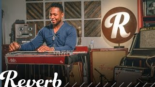 Robert Randolph, pedal and lap steel extraordinaire, came by the Reverb office to discuss his style of pedal steel and where it came from. Randolph begins wi...