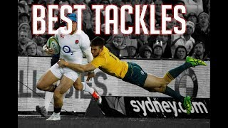 BEST RUGBY TACKLES EVER!