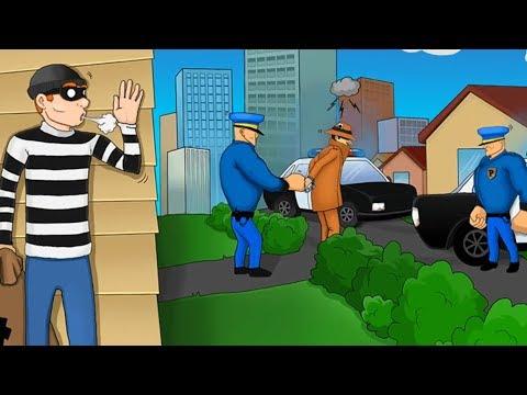 Robbery Bob | Siêu Trộm Bị Cảnh Sát Đấm KO Trượt Phát Nào [3] | Top Game Hay Mobile Android, Ios - Thời lượng: 15:22.