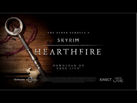 0 Bethesda reveals next Skyrim DLC as Hearthfire