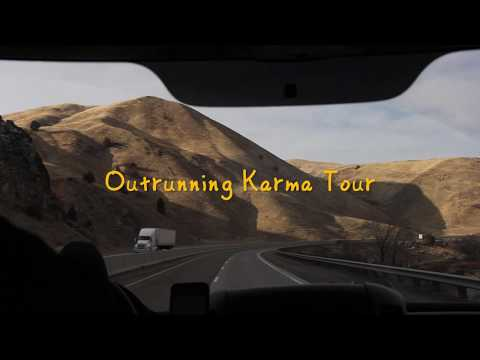 Alec Benjamin - Outrunning Karma Tour (Trailer) - Thời lượng: 41 giây.