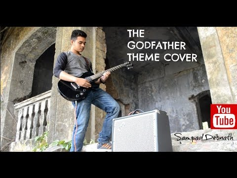The Godfather Theme | Electric Guitar Cover | Improvisation | Sampad Debnath