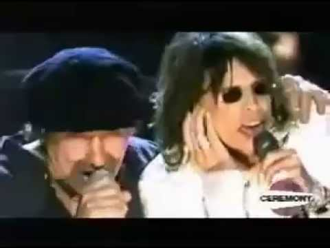 "ACDC & STEVEN TYLER  ""You Shook Me All Night Long """