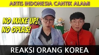 Video Orang Korea Kaget Dengan Wajah Artis Indonesia Alami MP3, 3GP, MP4, WEBM, AVI, FLV September 2018
