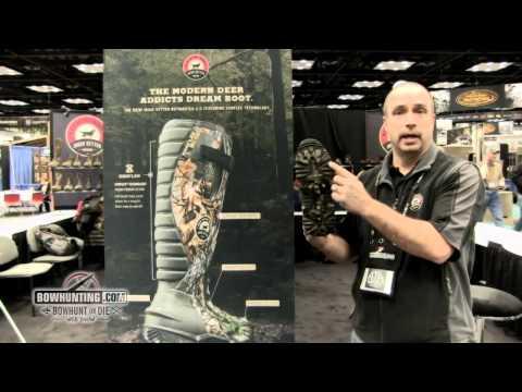 Irish Setter Rutmaster 2.0 Hunting Boot ATA Show 2015