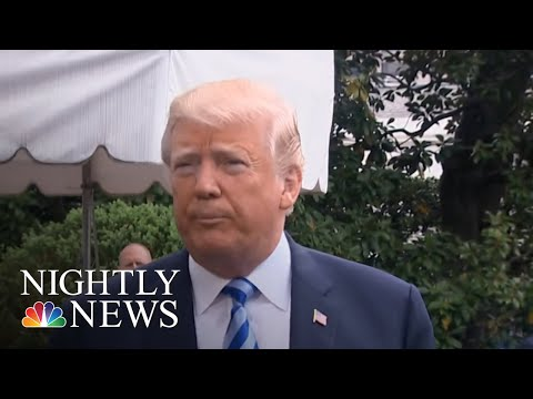 Donald Trump Financial Form Discloses Stormy Daniels Debt Payment To Cohen   NBC Nightly News