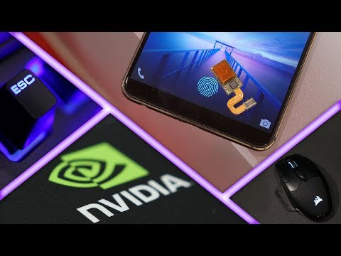 Epic Tech of CES 2018! (видео)