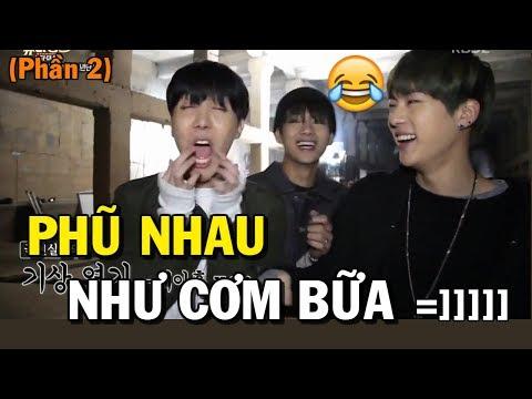 [BTS funny moments #36] Phũ nhau như cơm bữa =))) (Phần 2)