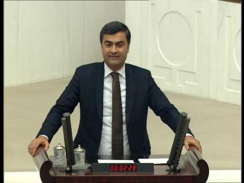 HDP'li Abdullah Zeydan'ın, KOBİ'ler hakkında TBMM konuşması