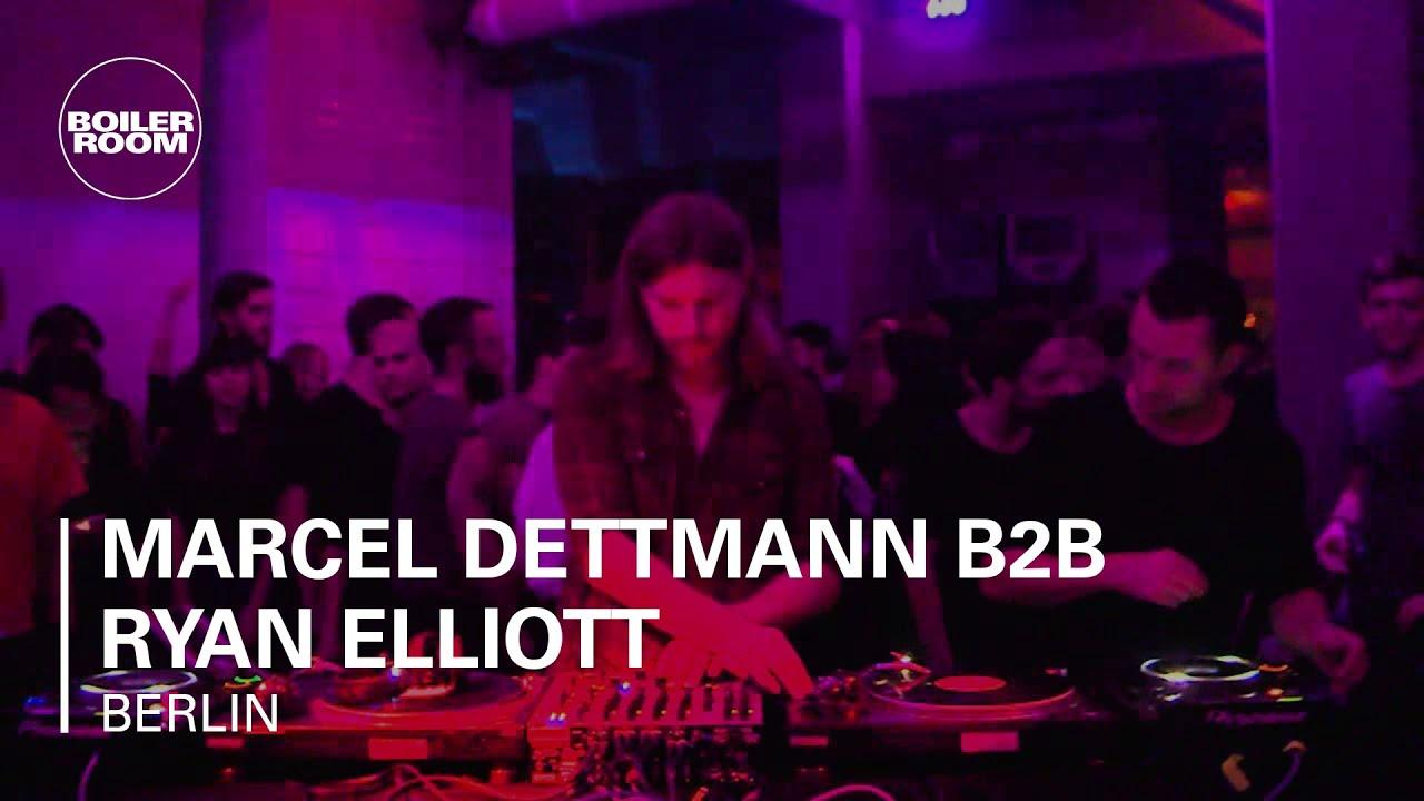 Marcel Dettmann B2B Ryan Elliott - Live @ Boiler Room Berlin 2013