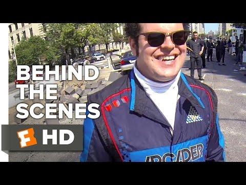 Video Pixels Behind the Scenes - Go Pro (2015) - Josh Gad, Adam Sandler Action Comedy HD download in MP3, 3GP, MP4, WEBM, AVI, FLV January 2017