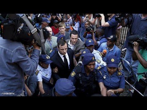 Ποικίλες αντιδράσεις για την αποφυλάκιση του Όσκαρ Πιστόριους