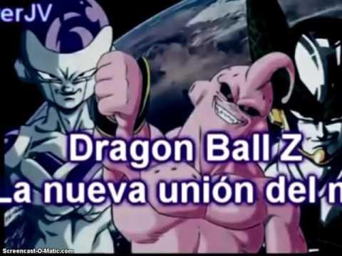 rap de powerjv la NUEBA UNION DEL MAL FREEZER CELL Y BUU