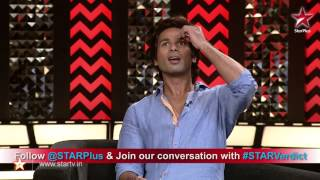 Shahid Kapoor delivers a funny dialogue on STAR Verdict!