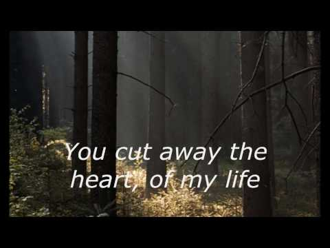knife - with lyrics.