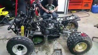 6. Yamaha Banshee  , Blown Engine??