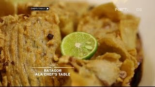 Video Chef's Table - Batagor Ala Chef's Table MP3, 3GP, MP4, WEBM, AVI, FLV Oktober 2018