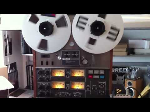 BREED podcast: reel to reel tape