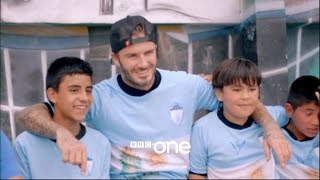 Nonton David Beckham: For the Love of the Game - Trailer - BBC One Christmas 2015 Film Subtitle Indonesia Streaming Movie Download