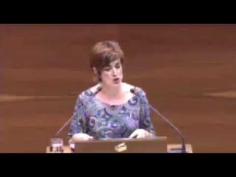 Debate sobre la tortura en el Parlamento de Nafarroa