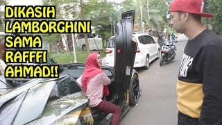 Video Dikasih Mobil Lamborghini sama Raffi Ahmad. Pakai Sepuasnya 😛 MP3, 3GP, MP4, WEBM, AVI, FLV April 2019