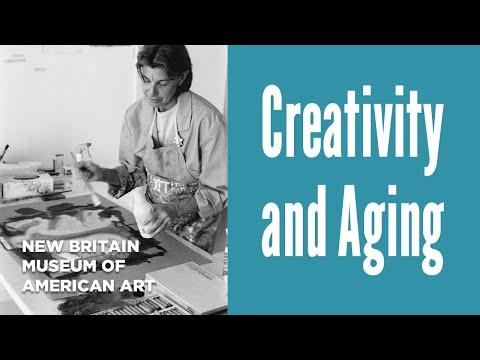 Gallery Talk   Still Striking: Creativity and Aging, with Douglas Dreishpoon