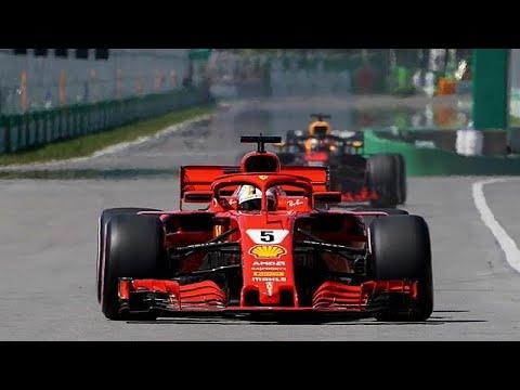 Formel 1: Vettel startet in Kanada von der Pole Pos ...