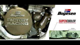 10. How to Install a Boyesen SuperCooler
