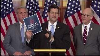 GOP healthcare act pulled before vote