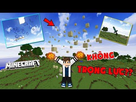 Chuyện Gì Sẽ Xảy Ra Nếu Thế Giới Minecraft Không Trọng Lực?! - Bạn Đã Biết?? - Thời lượng: 8 phút, 21 giây.