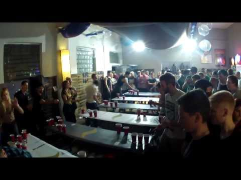 Beer Pong Turnier & Party 24.10.13 @Club Gaya