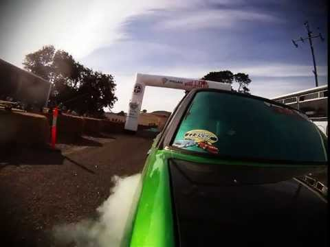 Mt Alma Hill Climb 2013 Final Run Nissan Bluebird 13b Turbo