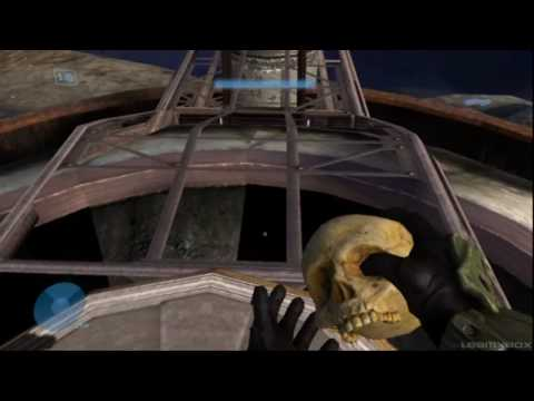 Halo3 - This is a video of all the halo3 skulls. In this video there is not the IWYBHD skull thou i will make another video about how to get that skull soon. To unlo...