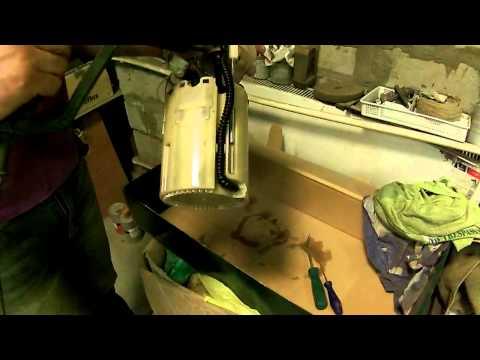 Замена топливного фильтра тойота авенсис 2007 г фото
