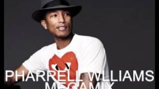 Pharrell Williams - Megamix (Audio)