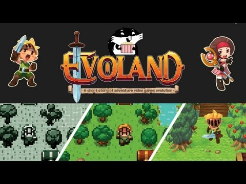 Изменчивая игра Evoland с Сибирским Леммингом