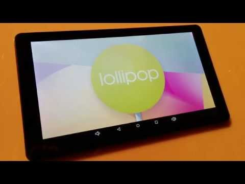 Das Excelvan BT1077 Android Tablet im Test