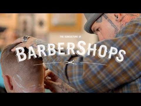 THRASH LAB   The New Wave of Barbershops in Los Angeles | Video