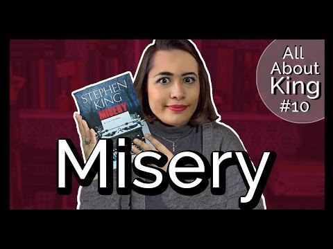 EU LI: Misery - Uma Louca Obsessão {All About King #10} | All About That Book |