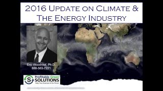 2016 Update on Climate and Energy Industry