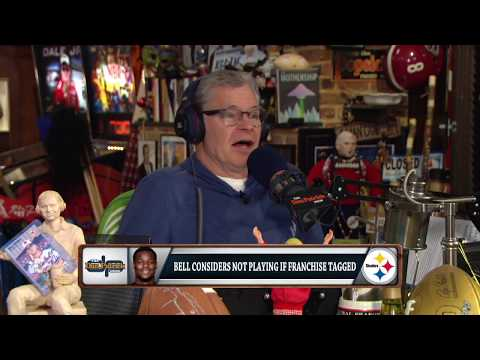 Dan Patrick on the Steelers & Le'Veon Bell: Why All the Drama?? | 1/12/18