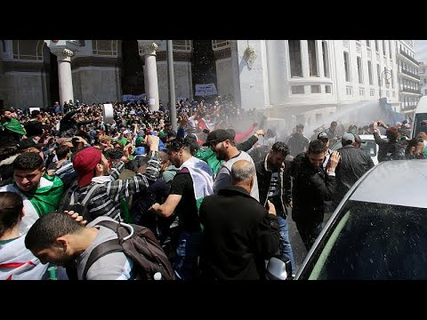 Algerien: Abdelkader Bensalah zum Interimspräsidenten ...