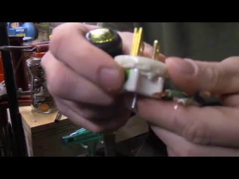 Installing Electricity in Your Cannon Gun Safe by HPFirearms